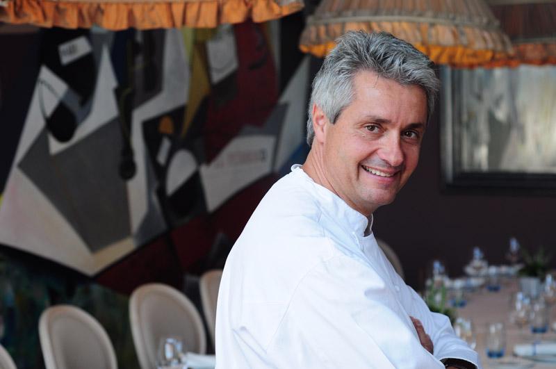 Cocinero y propietario de Etxanobe