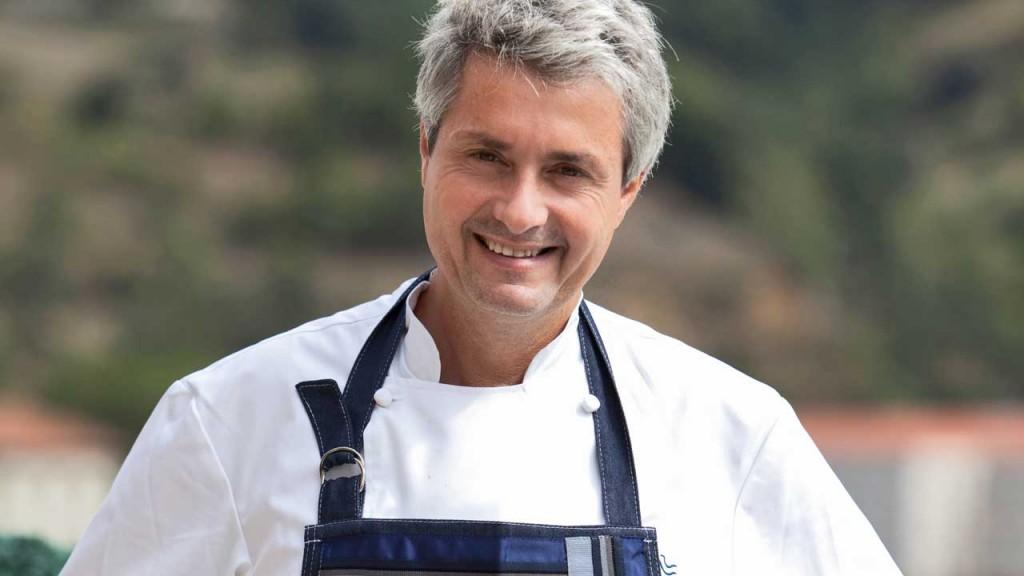 Fernando Canales del restaurante Etxanobe de Bilbao