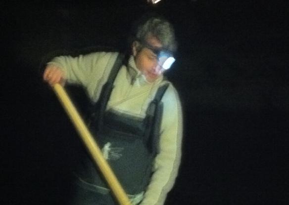 Pescando Angulas