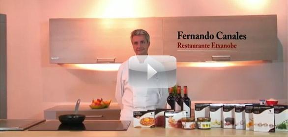 Fernando Canales y Artaza Gourmet
