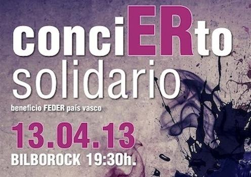 Concierto Solidario BilboRock