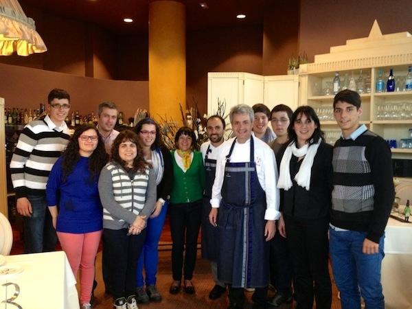Alumnos de Portugal