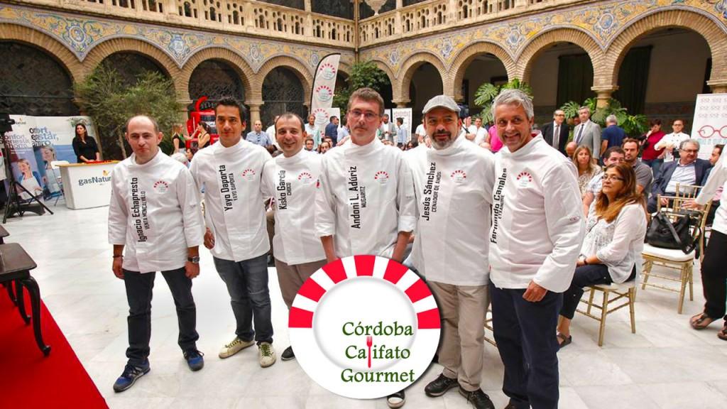 Fernando Canales en Califato Gourmet 2015
