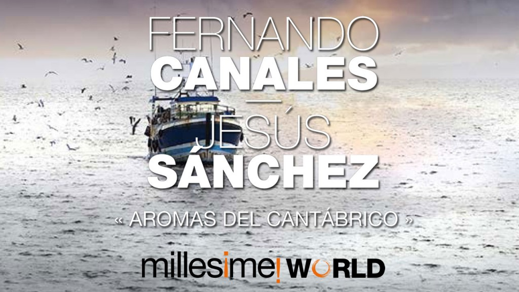 Fernando Canales en Millesime Panama